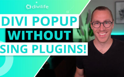 How to Create a Popup in Divi Without a Plugin